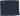 Stickad tubhalsduk marinblå