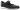 Ylva svart ballerina med hålmönster