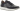 Tuva svart snörsko med rullsula